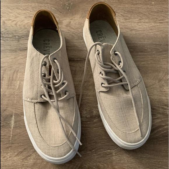 Crevo Shoes   Canvas Sneakers   Poshmark